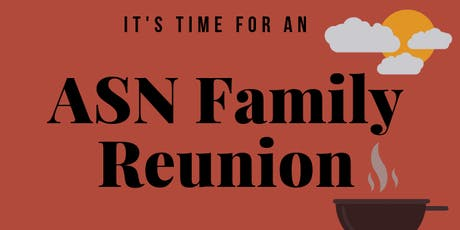 ASN Family Reunion tickets