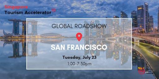 Singapore Tourism Accelerator: San Francisco Roadshow
