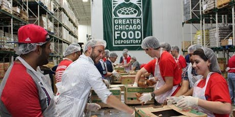 TAP-Chicago Volunteers at Greater Chicago Food Depository! tickets