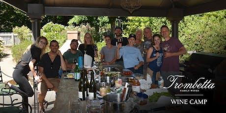Wine Camp 2019 tickets