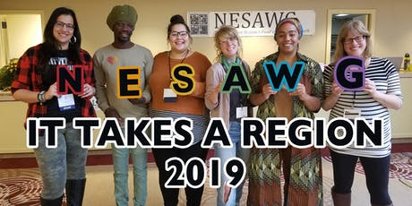 NESAWG's 26th Annual It Takes a Region Conference tickets