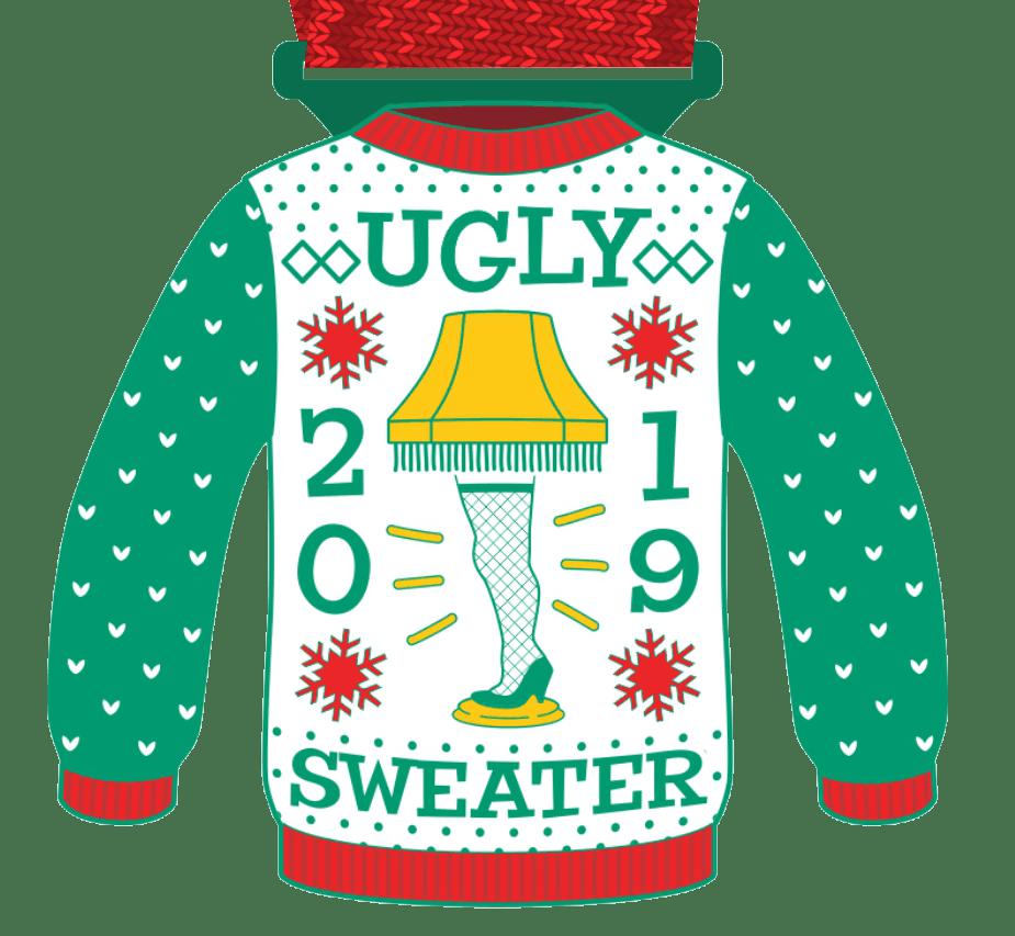 2019 Ugly Sweater 1M 5K 10K 13.1 26.2 - New York