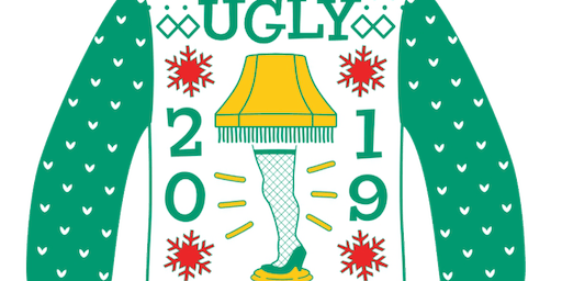 2019 Ugly Sweater 1M, 5K, 10K, 13.1, 26.2 - Raleigh
