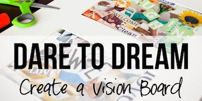 '2ASPIRE' VISION BOARD WORKSHOP