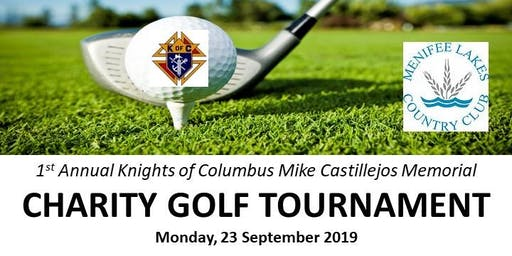 Mike Castillejos Memorial Charity Golf Tournament