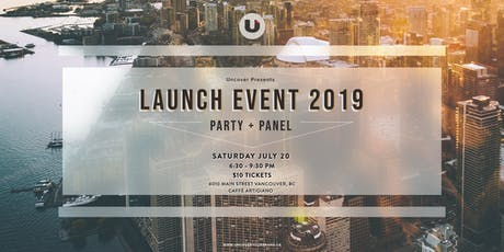 UYB Launch Event 2019 tickets