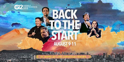 G12 Hawaii Conference 2019