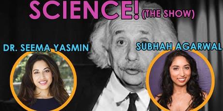 Science! Presents- Disease and Misinformation tickets