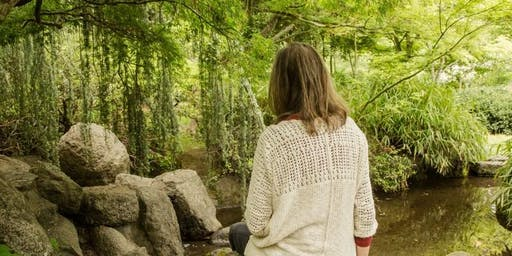 Forest Bathing at Lithia Park