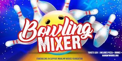Bowling Fundraising Mixer