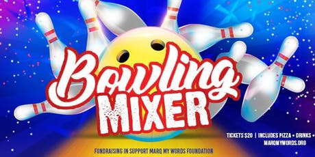 Bowling Fundraising Mixer tickets