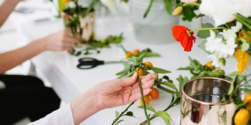DIY Flower Arranging Workshop
