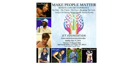JET FOUNDATION & P M PRODUCTIONS PROUDLY PRESENTS