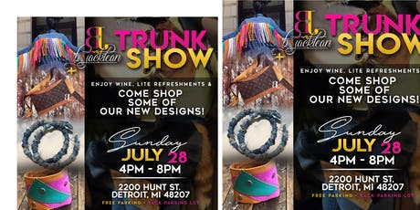 B.Jacklean's Trunk Show tickets