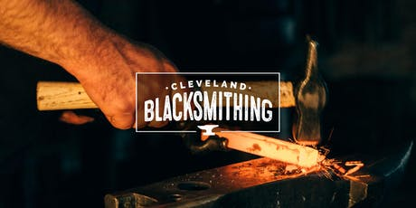 Intro to Blacksmithing : Once a week for 3 weeks - Level 1 tickets