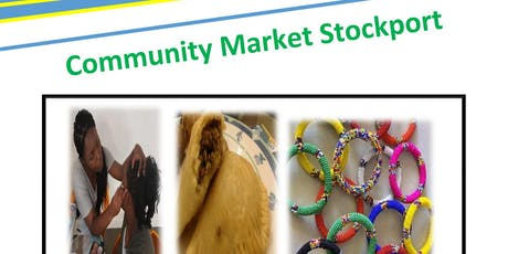 Community Market Stockport tickets
