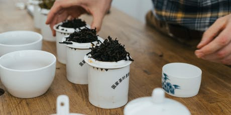 Tea Tasting with Seven Cups tickets