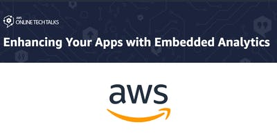 Enhancing Your Apps with Embedded Analytics