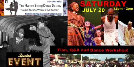 Black Lindy Hop Matters: Afro Swing! Mozambican Lindy Hop Craze tickets