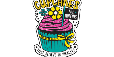 2019 Cupcake Day 1M, 5K, 10K, 13.1, 26.2 - Detroit