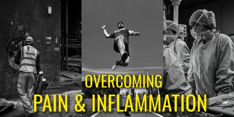 Overcoming Pain and Inflammation: Free Seminar tickets