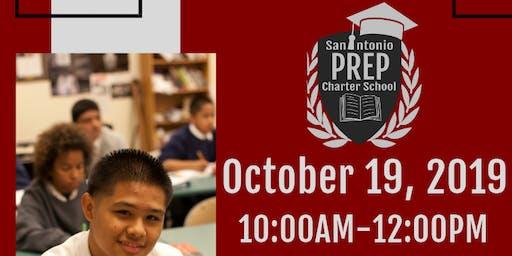 SA Prep Charter School: Information Table at Walmart!