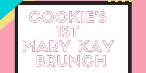 Cookie's FIRST Mary Kay Brunch Party