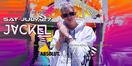 JackEL - Edmonton tickets