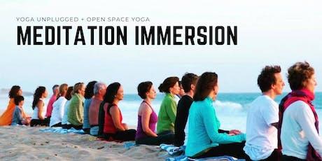 Meditation Immersion w/ Jennifer Reuter tickets
