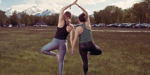 Yoga Fun with Yoga Zealous and Courtneybeeyogi
