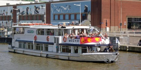 Summer Party Hillsong Brussels Connect - Boat River Tour with Live Music billets