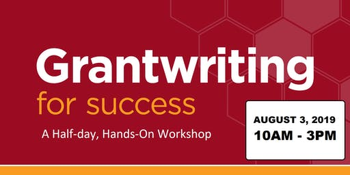 Non-Profit/Church Grant Writing Seminar