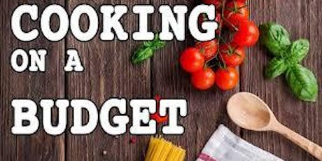 Cooking on a Budget w Chef Ollie  tickets