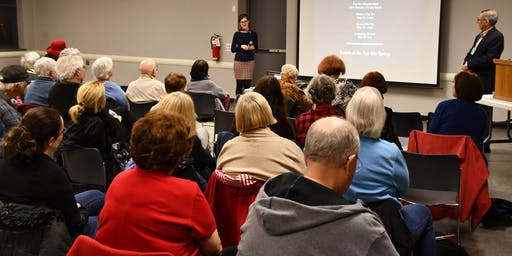 """Swansea Historical Society - Ray Strong on """"Women of the US Civil War"""""""