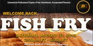Welcome Back Fish Fry