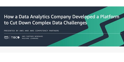How a Data Analytics Company Developed a Platform to Cut Down Complex Data Challenges