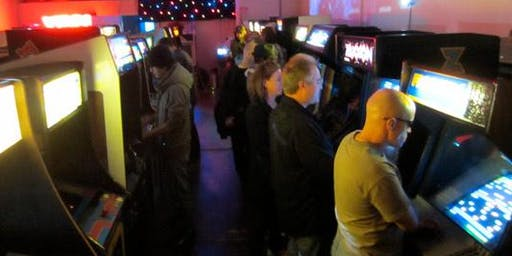 Pop Up Arcade at the Unicorn Inn (Holyoke, MA)