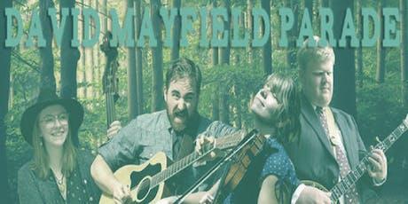 David Mayfield Parade tickets