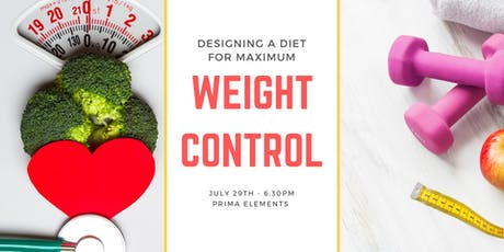 Designing a Diet for Maximum Weight Control tickets