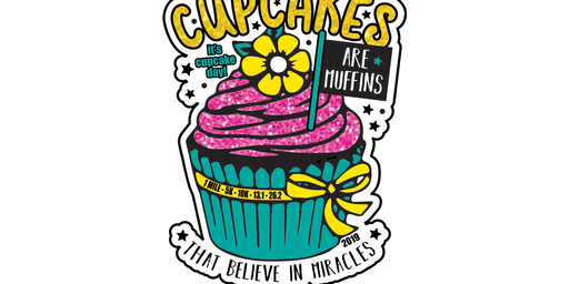 2019 Cupcake Day 1M, 5K, 10K, 13.1, 26.2 - Chattanooga