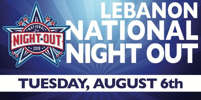 LEBANON NATIONAL NIGHT OUT-2019