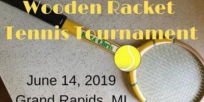 Circa '73: Wooden Racket Tennis Tournament