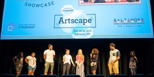 Baltimore Youth Film Showcase at Artscape