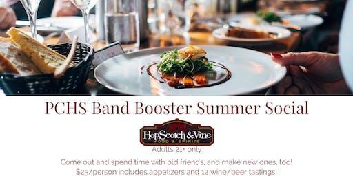 PCHS Band Booster Summer Social