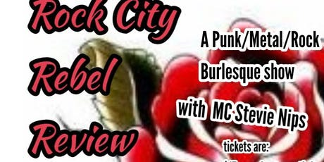 Rock City Rebel Review tickets