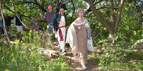 Annual Lieutenant Governor Simcoe Walk (Morning Portion) tickets