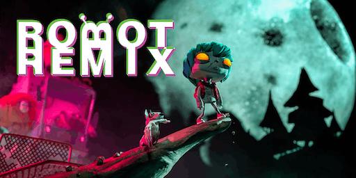 ROBOT REMIX Immersive XR Series