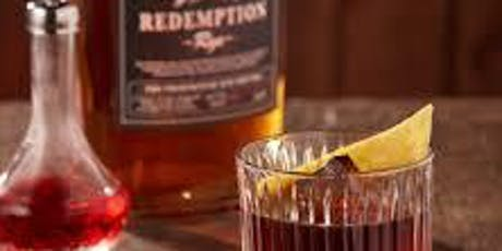 Cocktail Master Class (Rye and Bourbon) tickets