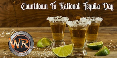 Club Life 101: Countdown to National Tequila Day tickets