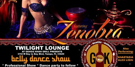 Twilight Lounge Belly Dance Show tickets